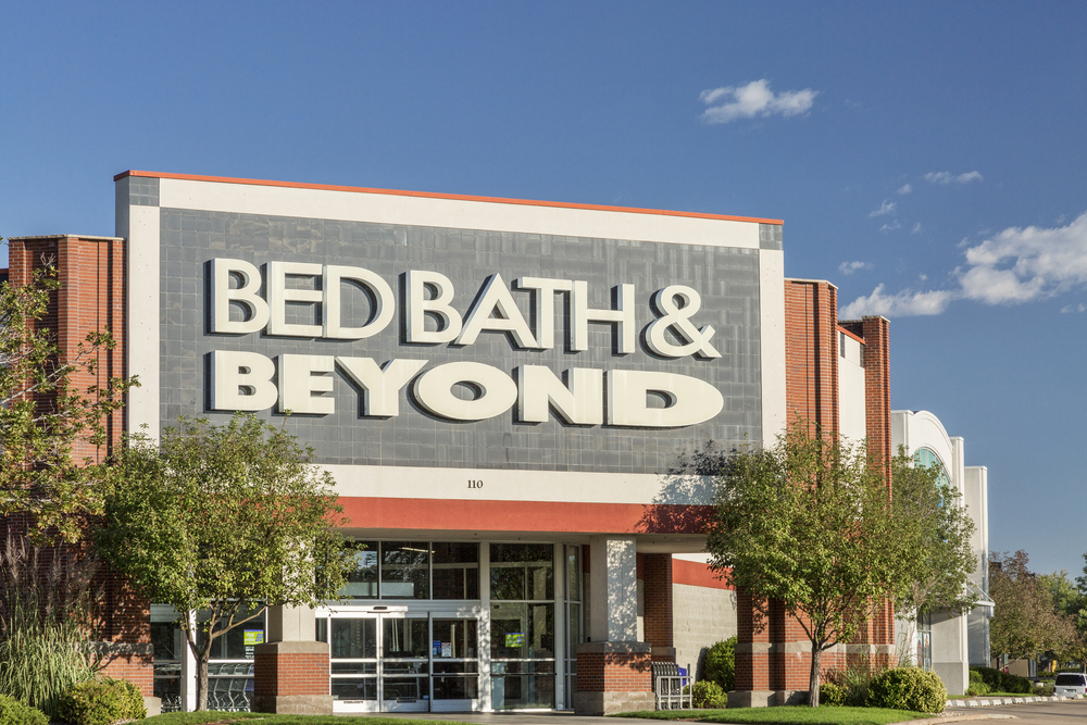 Help! My Bed Bath & Beyond order is missing in action