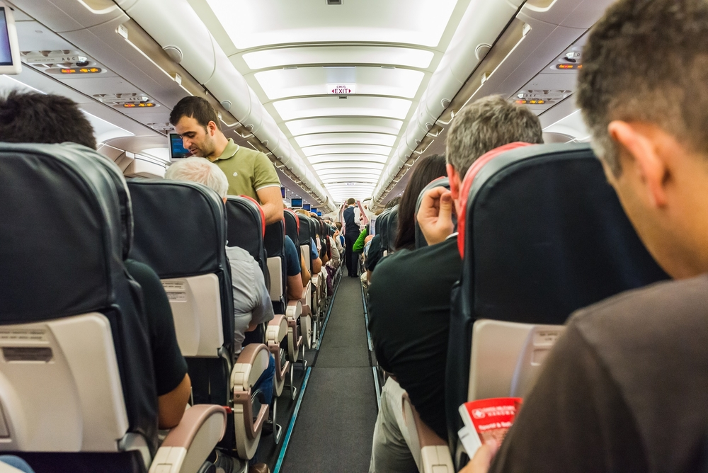 Is it time to take a stand against shrinking airline seats?
