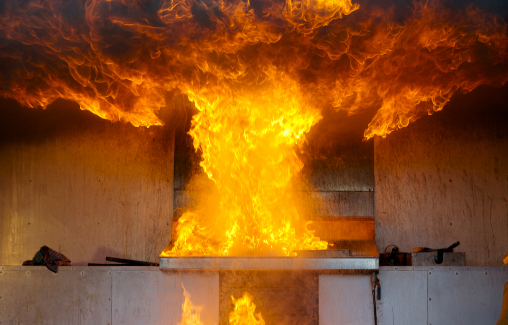 Fireproof Building Material