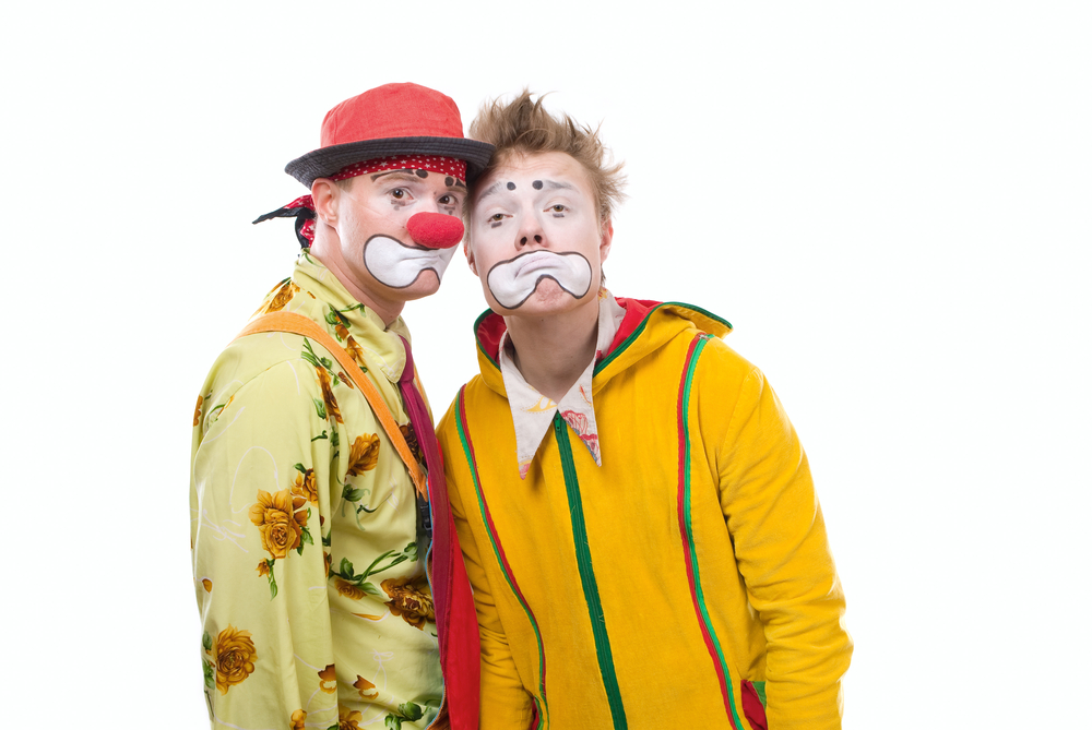 Why won't these circus clowns refund my early termination fee?