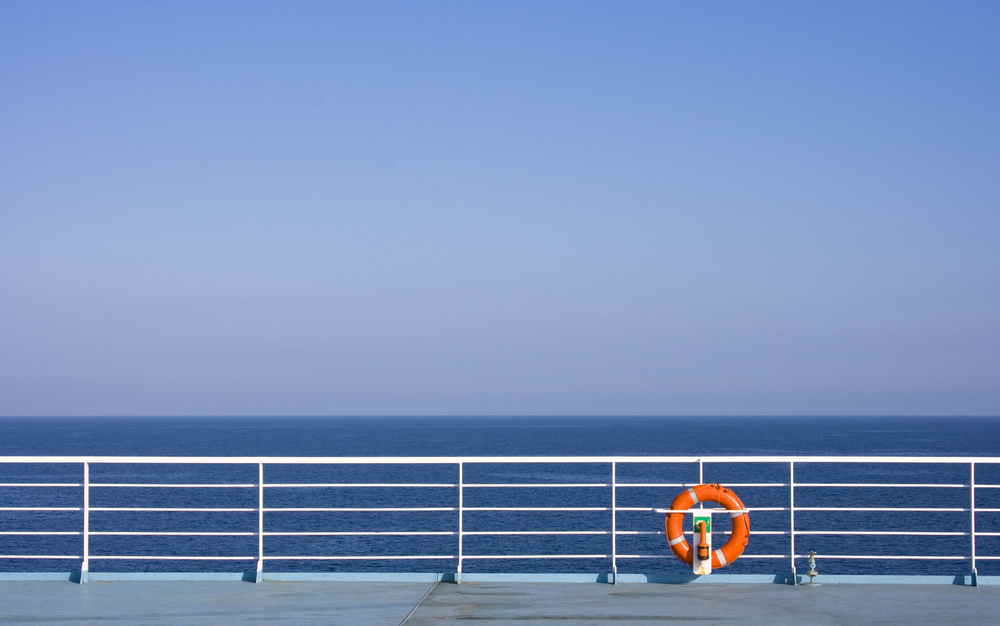 Why cruise ships need man-overboard systems now