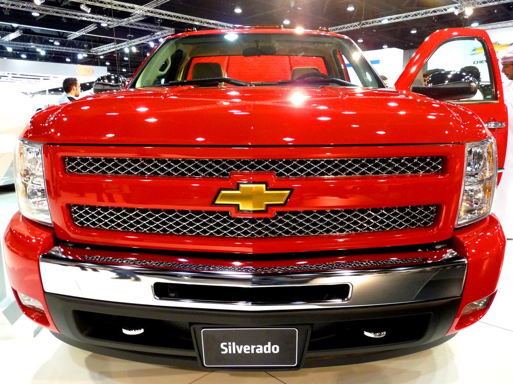 A ticking sound on my Silverado – why won't Chevy help?