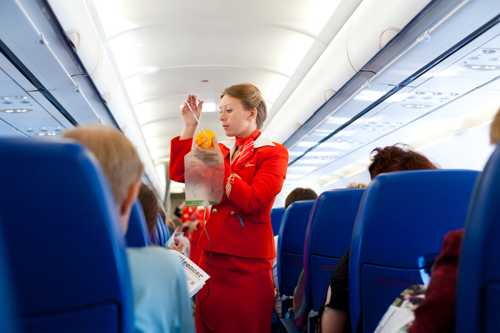 You're not so special! The hidden messages of the airline industry