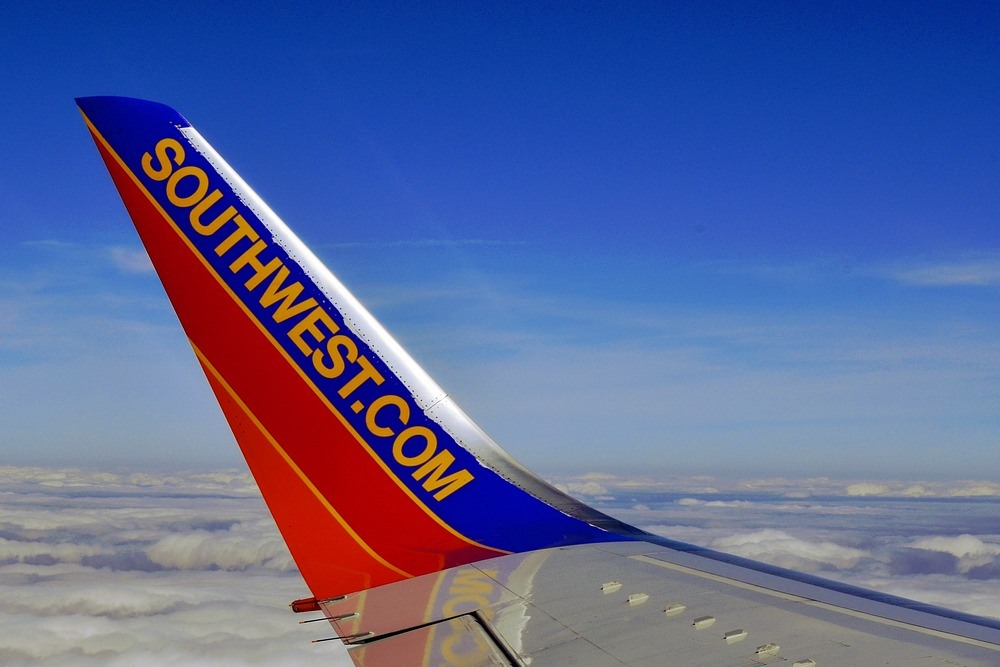 Southwest is still taking this passenger under its wing
