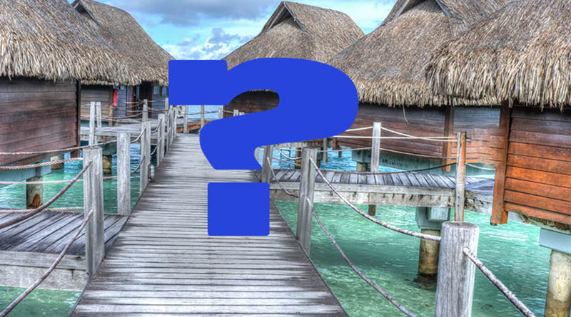 Who is responsible for this missed honeymoon to Tahiti?