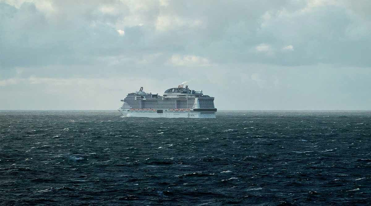 Why did this cruise passenger's luggage go missing??