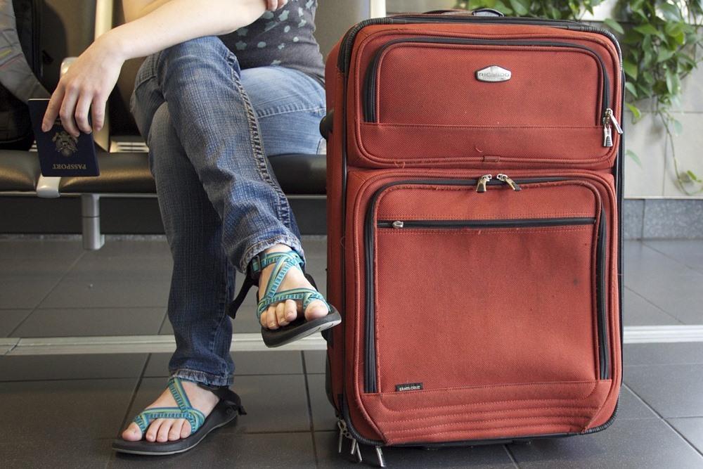 luggage, baggage, bag, suitcase, airport, flight