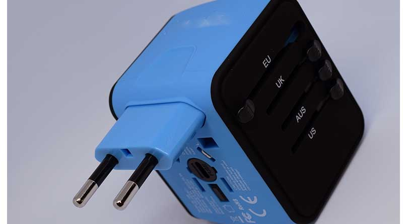 Are your travel adapters and converters ready for your next journey abroad?