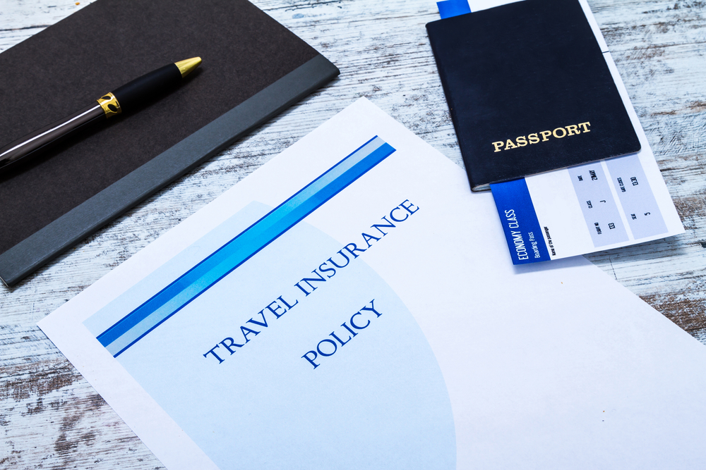 travel, insurance, trip, contract, paper, paperwork, coverage, emergency, medical
