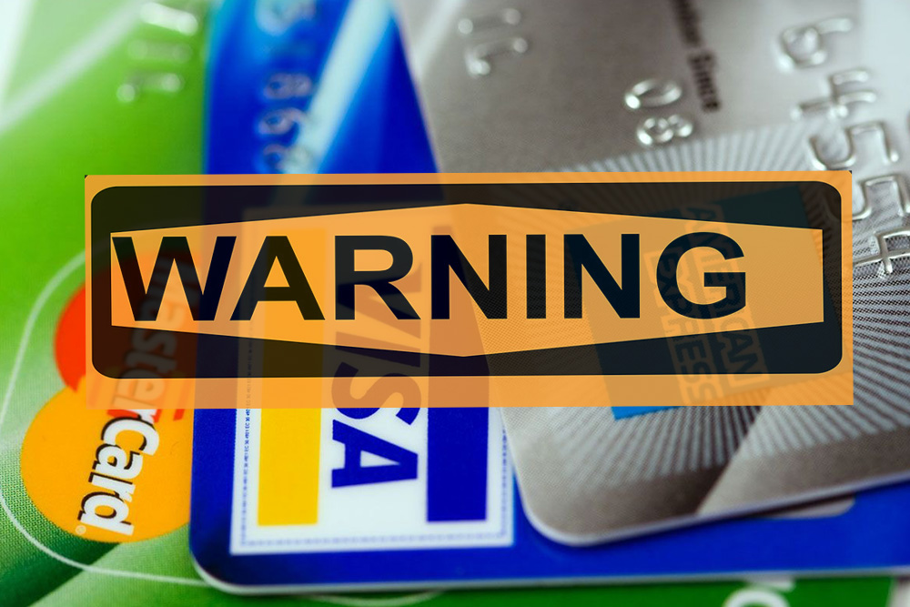A warning about credit card holds when you travel