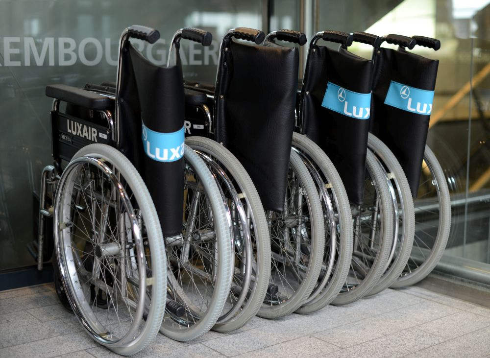 United had two million reasons to fix this wheelchair problem